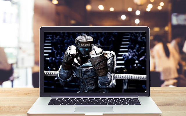 Real Steel HD Wallpapers Game Theme