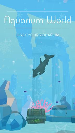 Virtual Orca Simulation game 3D -Aquarium World- apktram screenshots 3