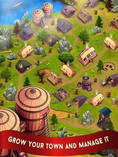 Roman Kingdom Rises: Offline Empire Buildit 1.8 screenshots 6