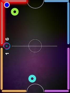 Air Laser Mini Hockey : 2018 Ultimate Fun apk screenshot