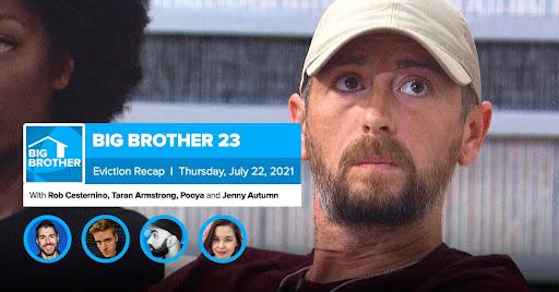 Big Brother 23   Thursday Eviction Recap July 22