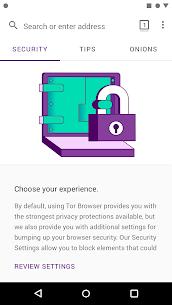 Tor Browser App 4