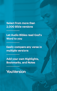 The Bible App Free + Audio, Daily Verse, Offline 7