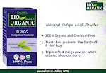 Buy Indus-valley Organic Indigo Powder at best price