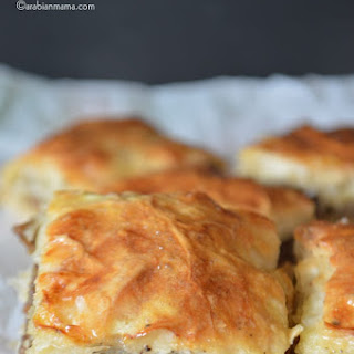 Phyllo Dough With Ground Beef Recipes.