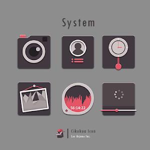 Cikukua Icon Pack v1.0.0