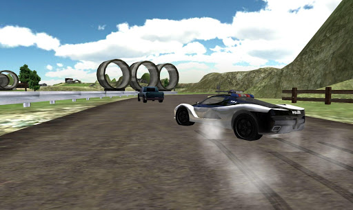 Police Super Car Driving apkpoly screenshots 7