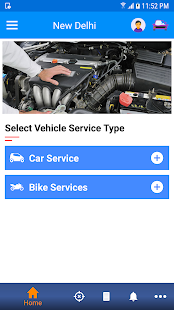 GoVehico Car, Bike and Automobiles Service Booking - náhled