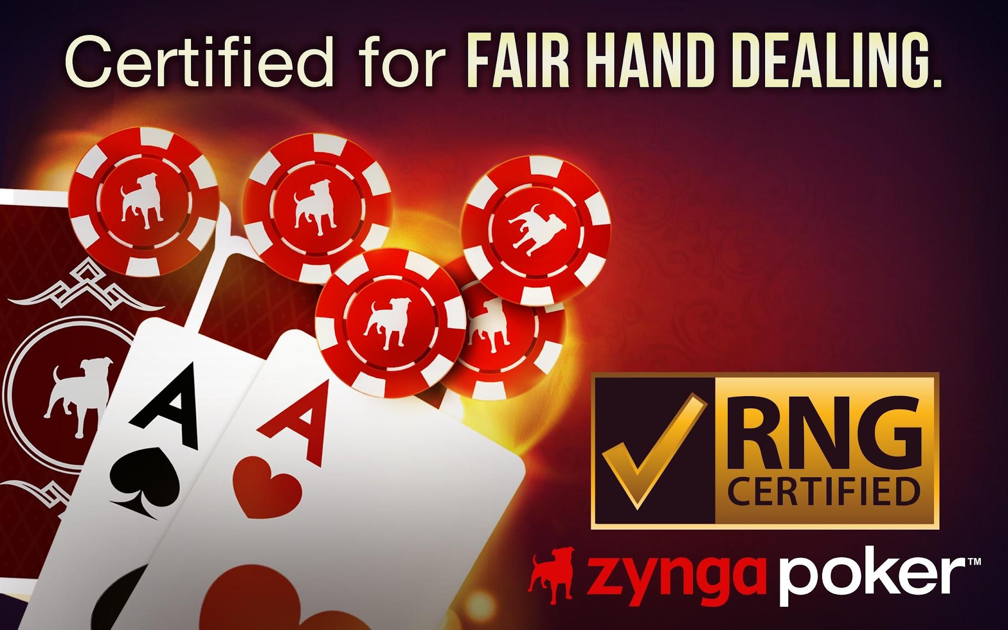 Zynga Poker – Texas Holdem screenshot #10