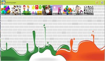 colouring pages - screenshot thumbnail 02