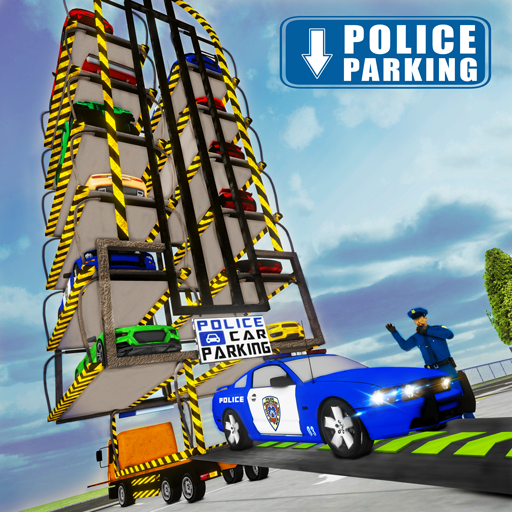 Cop Car Multi-Level Car Parking Police Games