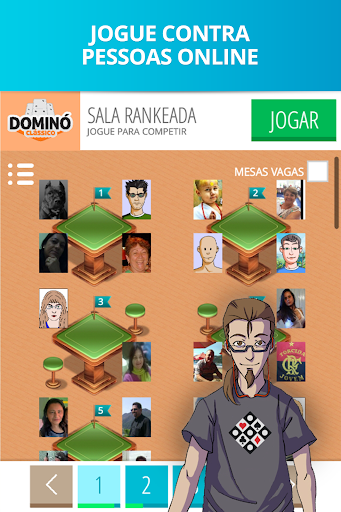 Online Board Games - Dominoes, Chess, Checkers 94.0.17 screenshots 6