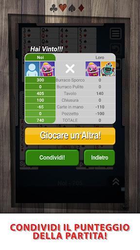Burraco Online Jogatina: Carte Gratis Italiano apkpoly screenshots 7