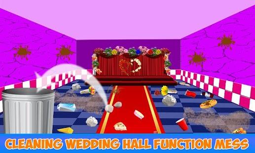 Người tổ chức đám cưới và cô dâu Mod