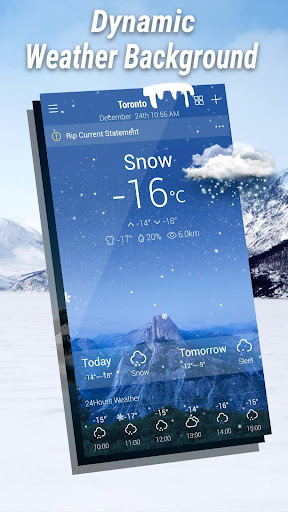 Weather Forecast - Weather Radar & Weather Live 1.4.7 screenshots 7