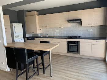 Appartement 4 pièces 105,6 m2