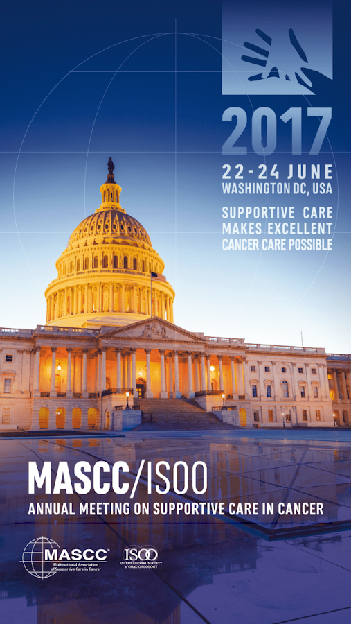 MASCC/ISOO 2017- screenshot