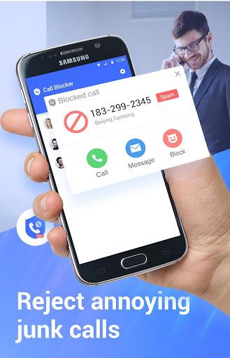 Call Blocker screenshot 1