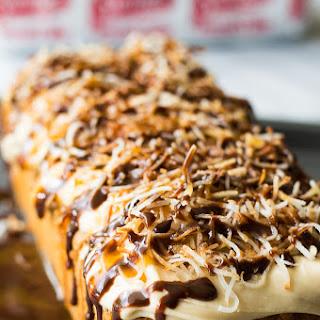 Samoa Pound Cake.