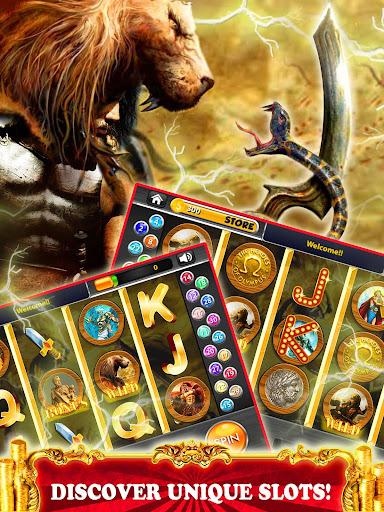 Legendary Hero Hercules Slots 2.2 screenshots {n} 1