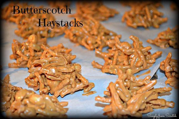 Butterscotch Haystacks Recipe
