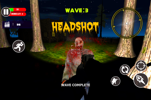 SURVIVAL BATTLE  ROYALE HEROES: Crazy Zombie Game cheat screenshots 4