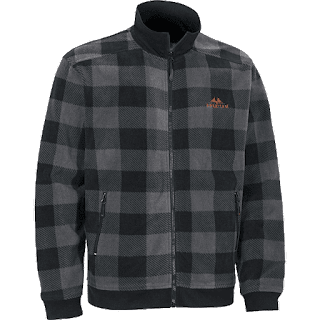 Swedteam Lynx Sweater Full-zip Grey