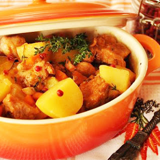Rabbit Ragout