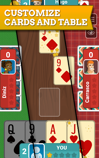 Euchre Free: Classic Card Games For Addict Players apkpoly screenshots 14
