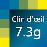 Clin d'oeil 7.3g icon