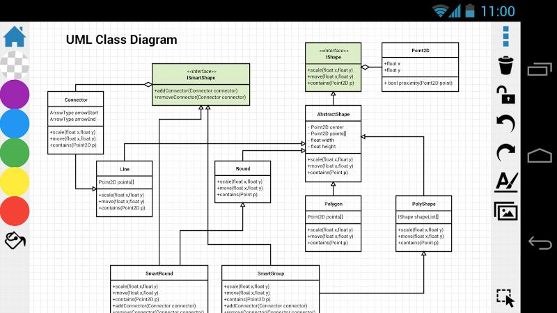 DrawExpress Diagram Screenshot 4