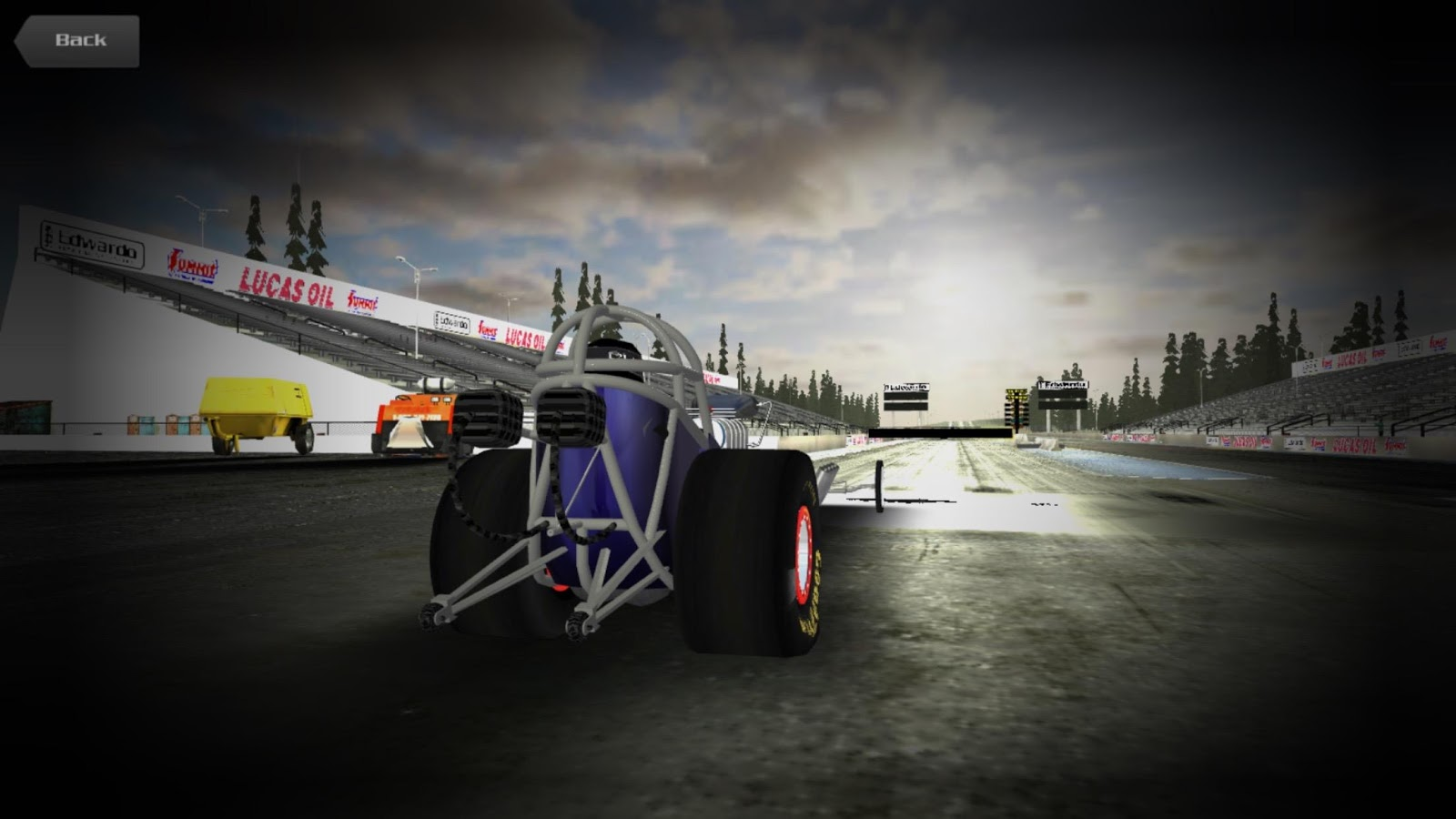 EV3 - Multiplayer Drag Racing- screenshot