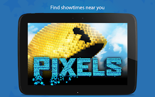 Screenshot of Movies by Flixster