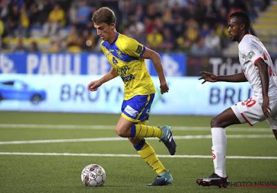 """Alexis De Sart s'impose chez les Canaris : """"C'est pour ce genre de semaine qu'on est footballeur"""""""