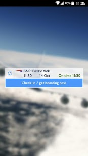 British Airways- screenshot thumbnail