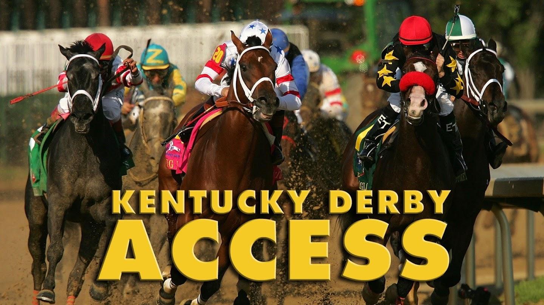 Watch Kentucky Derby Access live