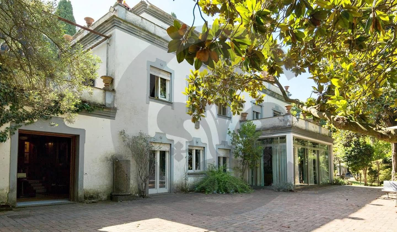 Villa with pool and garden Castel Gandolfo