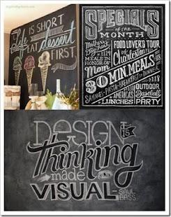 Chalkboard Lettering Gallery - náhled
