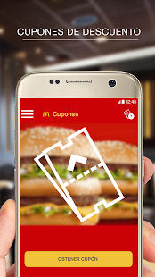 McDonald's App - Caribe/Latam- screenshot thumbnail