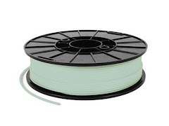 NinjaTek NinjaFlex Glow in the Dark TPU Filament - 3.00mm (0.5kg)