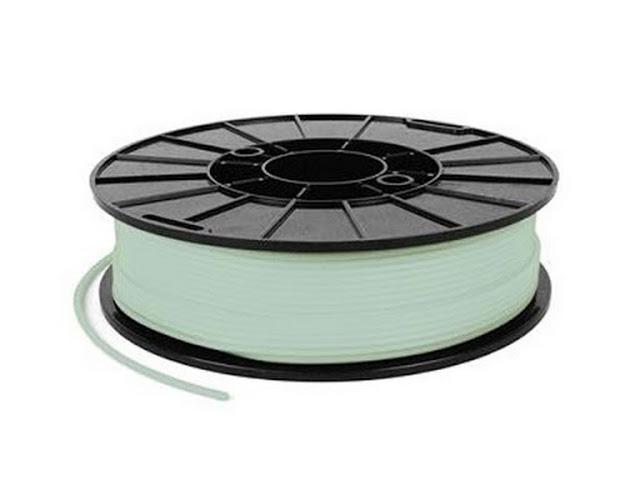 NinjaTek NinjaFlex Glow in the Dark TPU Filament - 2.85mm (0.5kg)