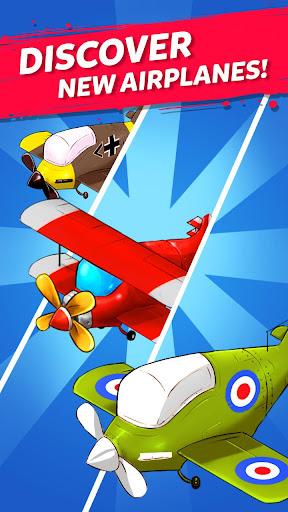 Merge Airplane: Cute Plane Merger 2.0.1 screenshots 8