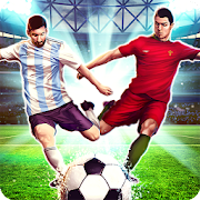 Shoot 2 Goal - World Multiplayer Soccer Cup 2018 APK for Bluestacks