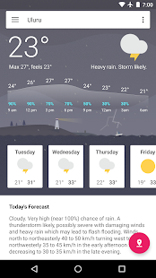Aus Weather Australia- screenshot thumbnail
