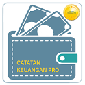 Catatan Keuangan Harian PRO icon