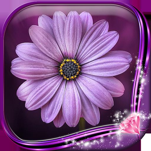 花瓣 动态壁纸 個人化 App LOGO-APP試玩