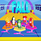 Fall Guys & Fall Girls Knockdown Multiplayer