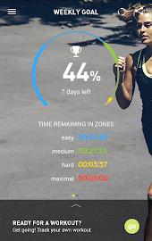 adidas train & run Screenshot 6