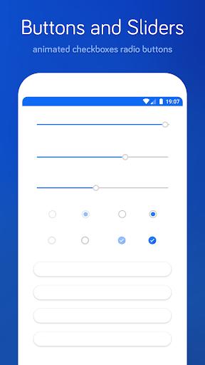 Flux White - Substratum Theme screenshot 13