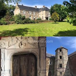 manoir à Néant-sur-Yvel (56)